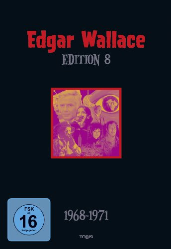 Edgar Wallace Edition 08 [5 DVDs]