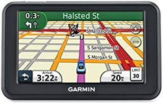 Garmin nuvi 40LM 4.3-Inch Touchscreen GPS Navigation System with Lifetime Map Updates(US), Speaking Street Names