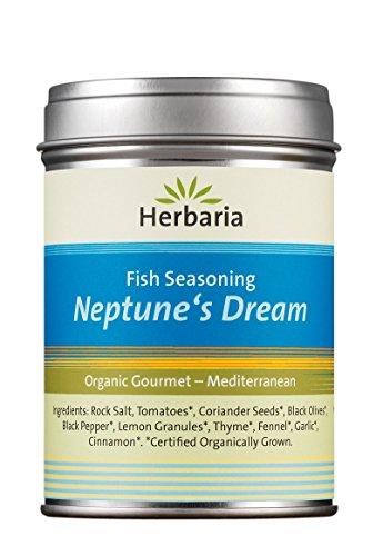 Herbaria Neptune's Dream condimento para pescado, verduras y pasta