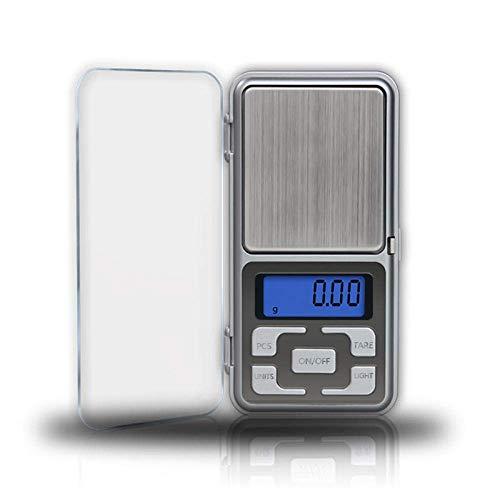 Keuken Thuis Multifunctionele Digitale Zakweegschaal 200G X 0 01G Mini Hoge Precisie Balans Pocket Digitale Weegschaal Elektronische Keuken Gewicht Voeding Dieet Kruiden Diamant Thee Gereedschap