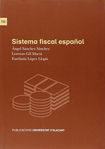 Sistema fiscal español (Textos docentes)