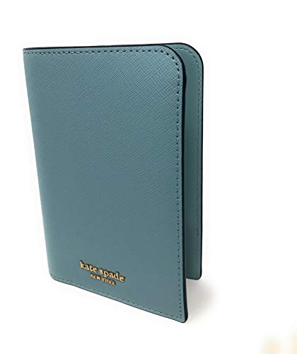 Kate Spade New York Saffiano Leather Passport Holder Case