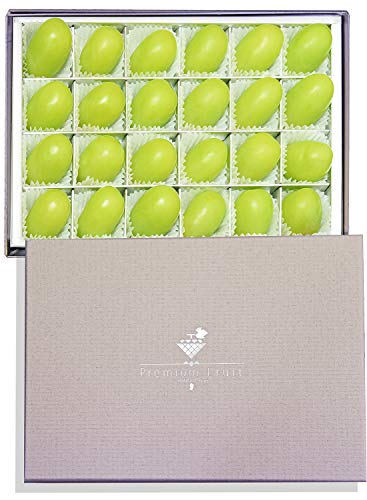 山形県産 特秀 ぶどう シャインマスカット ジュエリー 24粒 化粧箱 フルーツ