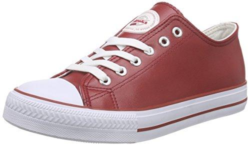 Nebulus Leder-Sneakers Schuhe Legara, Low