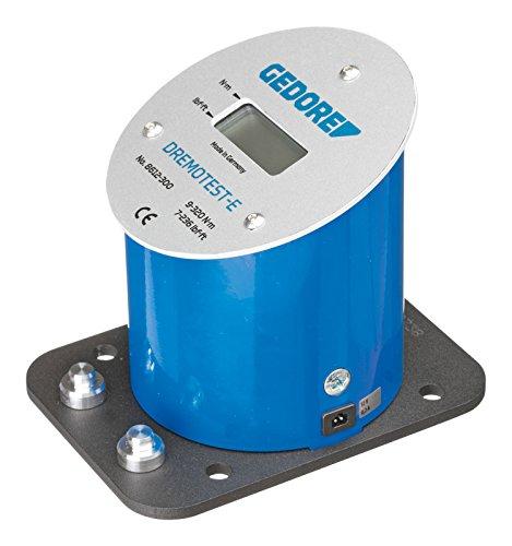 GEDORE 8612-300 Elektronisches Prüfgerät DREMOTEST E 9-320 Nm