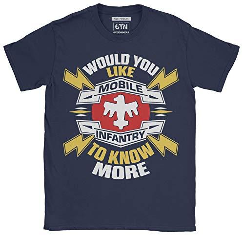 6TN Hombre Infantería móvil ¿Quieres Saber más T Shirt