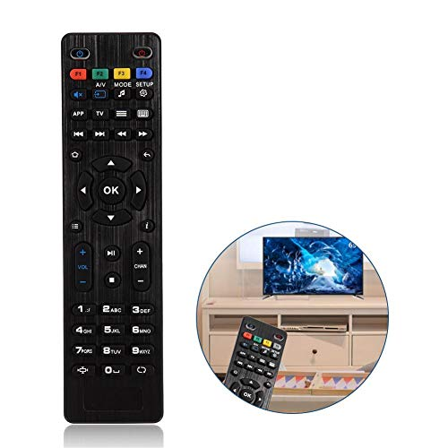 TV Box Remote Control, Universal Remote Controller Replacement for Mag 250...