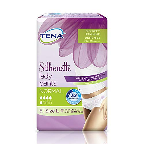 Protection urinaire femme - TENA Silhouette Normal - Large