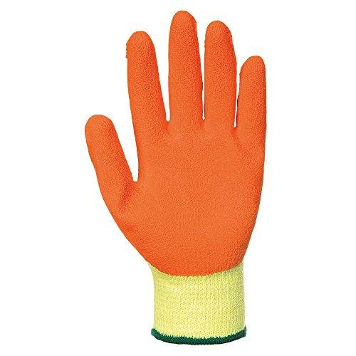 Portwest A150 Veiligheidsbeschermende werkkleding handbescherming Wanten Fortis Grip Handschoen