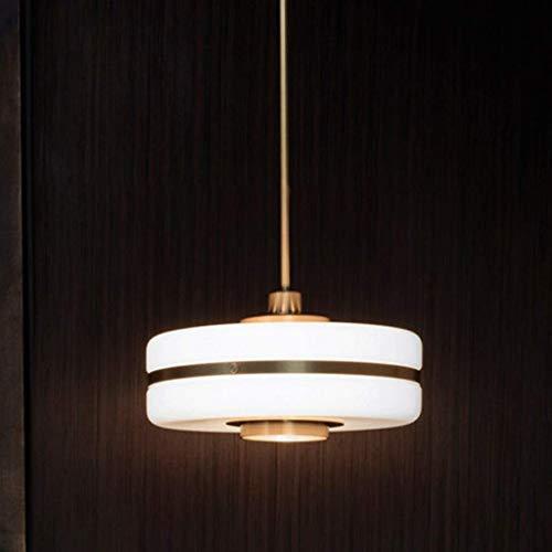 Lámpara de candelabro/colgante/Luz pendiente, Restaurante posmoderno Metal + Vidrio Sala de estar Dormitorio Modelo Luz de habitación, Boss LV 1yess