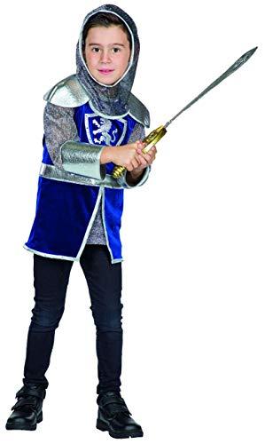 Mottoland Disfraz infantil de caballero Damian guerrero, cazador de dragn