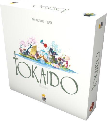 Funforge TKDUS02 - Tokaido, Brettspiel