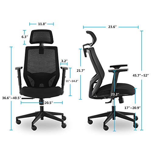 Ergonomic-Office-Chair-Mesh-Chair-with-Lumbar-Support