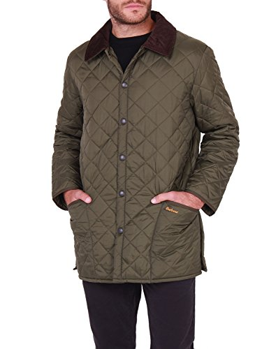Barbour - Giacca Liddesdale Oliva S
