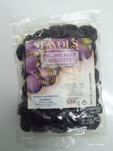 ファヴォルス セミドライ プラム種なし 500g