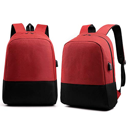 CMZ Backpack Casual Female Fashion Junior high School high School Student Travel Bag Large Capacity Shoulder Computer Bag Man