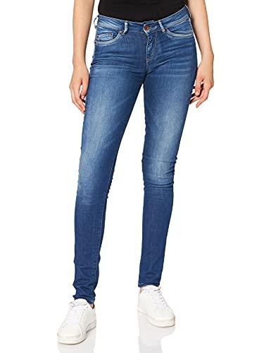 Pepe Jeans Damen Jeans Pepe Jeans, 10oz Str 8 Dip Royal Dk D45, 28W / 32L