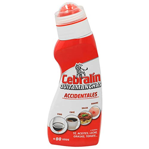 CEBRALÍN quitamanchas accidentales bote 150 ml