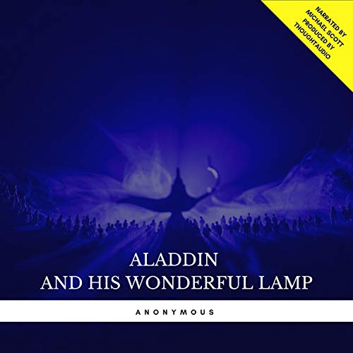 Aladdin and His Wonderful Lamp cover art