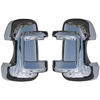 CARCASA de espejo de puerta Peugeot Boxer Protector Blanco Protectiv Cubierta Medio Set 2006