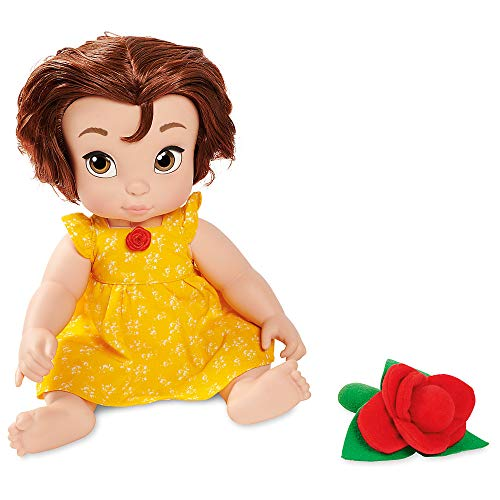 Disney Store - Muñeca Baby Belle La Bella y la Bestia – Animators