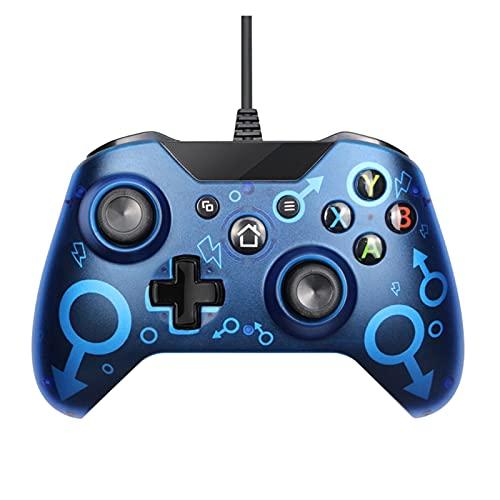 UJETML Controladores Controlador de Cable USB Controlle para Microsoft Xbox One Controller...