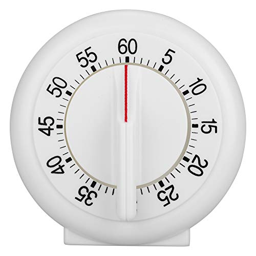 Küchentimer 60 Minuten Timer Küchenkochring Mechanischer Zähler Wecker
