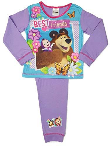Kids Essentials Pijama de Masha y el oso para niñas