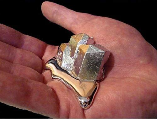 99,995% de metal líquido puro de galio Buy 5g/10g/20g, 5g