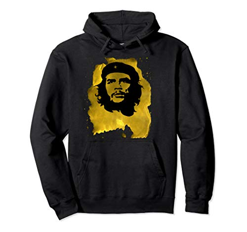 Che Guevara Revolutionary Life Hoodie - Death Memorial