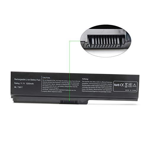 Laptop Battery for Toshiba PA3817U-1BRS PA3818U-1BRS PA3819U-1BRS,Toshiba Satellite C655 L755 P755 L655 A665 A665-S6050 L745 C655D M645 P745 L675 L675D C675 C675D L645D L645 L700 P755D Series