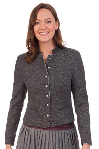Hammerschmid Trachtenjacke Damen - EBBS - grau