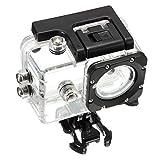 #N/D SJ4000 impermeable shell montar accesorios de buceo SJ4000 deportes cámara impermeable accesorios PC Material