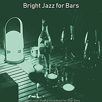 Quartet Jazz - Background Music for Beer Bars