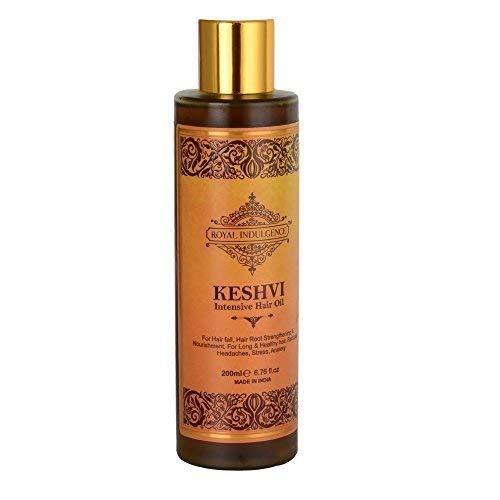 Royal Indulgence Keshvi Intensive Hair Oil, Multi-color, 100 ml