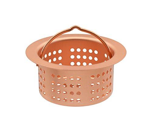 カクダイ 銅製小型流し排水バスケット 453-009