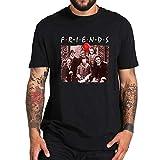 Camiseta Friends personajes de Terror Halloween
