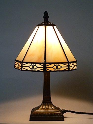 Tischleuchte Dana im Tiffany Stil Lampe Leuchte Dekoleuchte Tischlampe