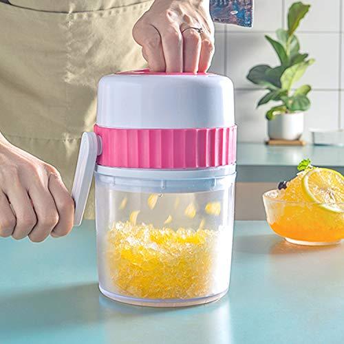Makers Smoothie Tragbarer Standmixer Smoothie Blender Eiswürfelmaschine Cocktail Standmixer mit Crusher Ice Haushalt Kleiner Smoothie Mini Burst Eisbrecher Handzerkleinerer