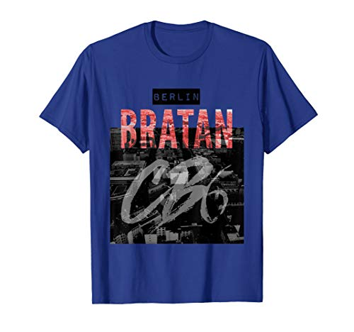 Berlin Bratan T-Shirt