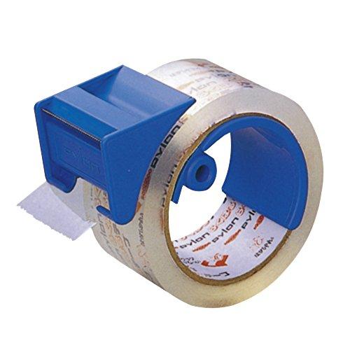 タカ印 OPPテープ 32-471 らくはる粘着テープ カッター付