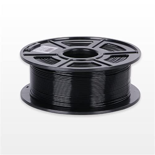 Tangle Free PLA Filament 1.75mm,3D Printer Filament,1kg Spool (2.2lbs) ,Dimensional Accuracy +/- 0.02 mm