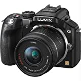 Panasonic DMC-G5KK 16 MP Mirrorless Digital Camera with 14-42mm Zoom...