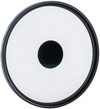 Kase 77mm Mirror Special Effects Filter Soft Donut Bokeh MC Optical Glass 77