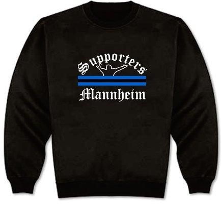 World of Football Sweat Supporters-Mannheim - XXL
