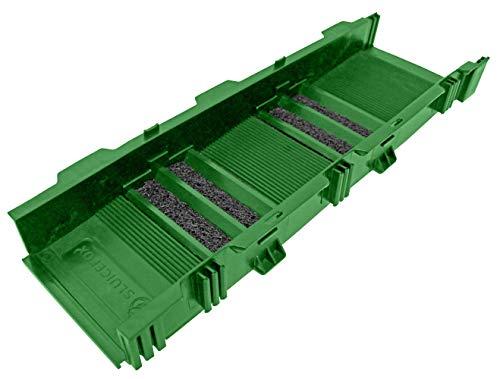 Sluice Fox 24' Portable Modular Sluice Box (Green) Gold Panning Dredge Sluicing