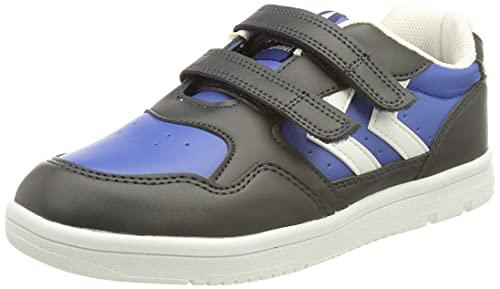 hummel Camden JR Sneaker, Black IRIS, 33 EU