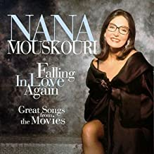 Falling in Love Again - Great Songs From Movies by Mouskouri, Nana (1993) Audio CD
