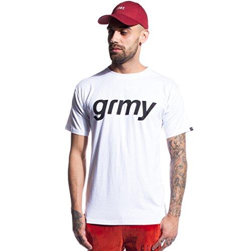 GRIMEY Camiseta The Lucy Pearl tee FW17 White-XL