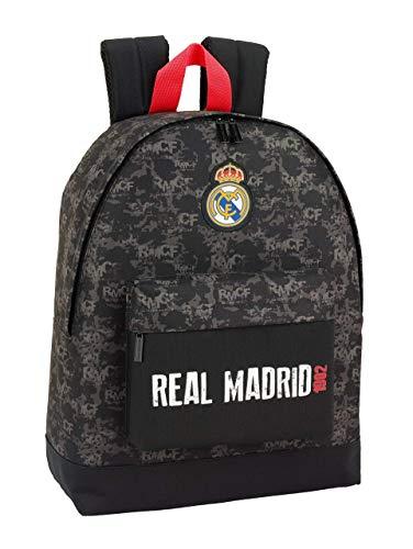 Real Madrid C.F. Safta Fußball Club Barcelona, Schwarz (Schwarz) - 135194
